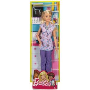 バービー Barbie ぬいぐるみ・人形 Nurse Doll|fermart-hobby