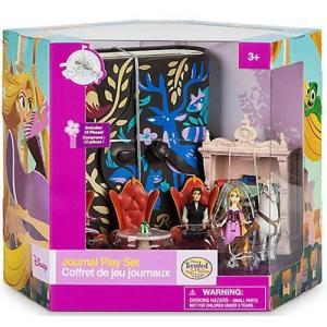 塔の上のラプンツェル Tangled ディズニー Disney Store おもちゃ Disney The Series Rapunzel's Journal Playset|fermart-hobby