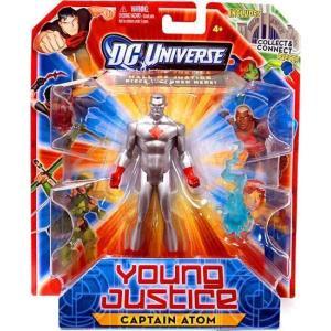ヤング ジャスティス Young Justice フィギュア DC Universe Captain Atom Action Figure|fermart-hobby