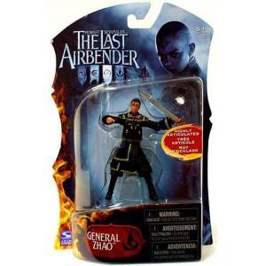 アバター Avatar スピンマスター Spin Master フィギュア おもちゃ the Last Airbender General Zhao Action Figure|fermart-hobby