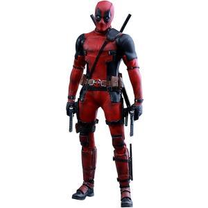 デッドプール Deadpool ホットトイズ Hot Toys フィギュア おもちゃ Marvel 1/6 Collectible Figure|fermart-hobby