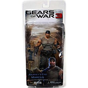 ギアーズ オブ ウォー Gears of War ネカ NECA フィギュア おもちゃ 3 Series 3 Marcus Fenix Action Figure [Journey's End]|fermart-hobby