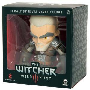 ウィッチャー The Witcher ジンクス Jinx フィギュア おもちゃ 3: Wild Hunt Geralt of Rivia 6-Inch Vinyl Figure [Normal Version]|fermart-hobby