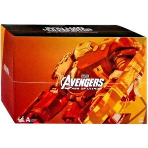 アベンジャーズ ホットトイズ フィギュア おもちゃ Marvel Artist Mix Figure Hulkbuster Action Figure AMC 016 [jackhammer Arm Version]|fermart-hobby