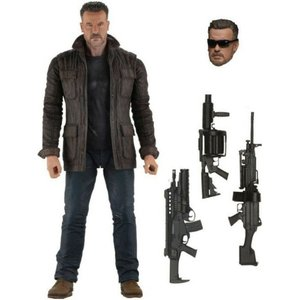 ターミネーター Terminator フィギュア Dark Fate T-800 Action Figure|fermart-hobby