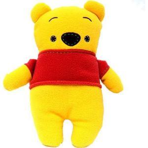 クマのプーさん Winnie the Pooh ディズニー Disney ぬいぐるみ おもちゃ Pook-a-Looz Plush Doll [Red Shirt]|fermart-hobby