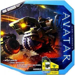 アバター Avatar マテル Mattel Toys フィギュア おもちゃ James Cameron's Combat Vehicle RDA Grinder Action Figure Set|fermart-hobby