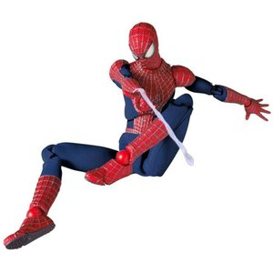 スパイダーマン Spider-Man メディコム Medicom Toys フィギュア おもちゃ The Amazing 2 MAFEX Action Figure [Standard Release]|fermart-hobby