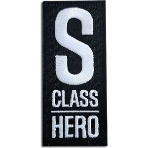 ワンパンマン One Punch Man グッズ S-Class Hero Patch|fermart-hobby