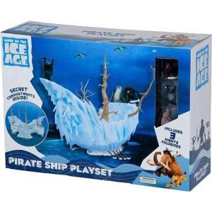 コンチネンタルドリフト Continental Drift TPF トイズ TPF Toys おもちゃ Ice Age Pirate Ship Playset|fermart-hobby