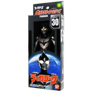 ウルトラマン Ultraman バンダイ Bandai フィギュア おもちゃ Tigadark 6-Inch Vinyl Figure #30 fermart-hobby