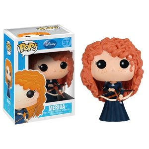 メリダと恐ろしの森 Brave フィギュア POP! Disney Merida Vinyl Figure #57|fermart-hobby