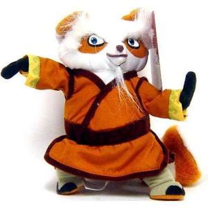カンフー パンダ Kung Fu Panda マテル Mattel Toys ぬいぐるみ おもちゃ Master Shifu Plush|fermart-hobby