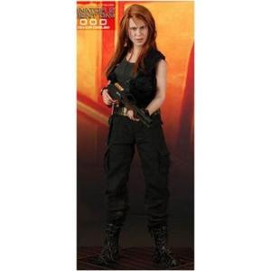 ターミネーター Terminator ホットトイズ Hot Toys フィギュア おもちゃ 2 Judgment Day T-1000 as Sarah Connor 1/6 Collectible Figure|fermart-hobby