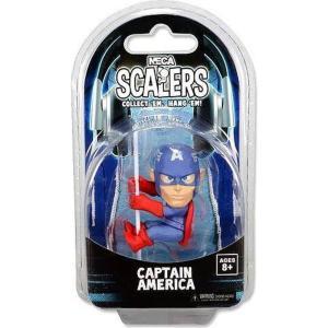 キャプテン アメリカ Captain America フィギュア シリーズ3 Scalers Series 3 Mini Figure|fermart-hobby