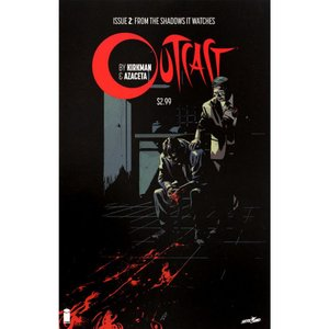 アウトキャスト Outcast イメージコミックス Image Comics おもちゃ #2 From the Shadows it Watches Comic Book|fermart-hobby