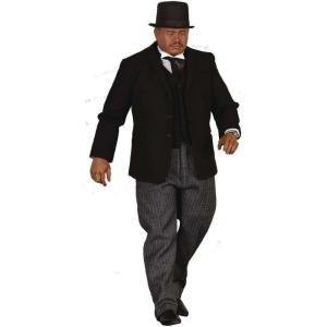 ジェームズ ボンド James Bond ビッグチーフスタジオ Big Chief Studios フィギュア おもちゃ Goldfinger Oddjob 12-Inch Collectible Figure|fermart-hobby