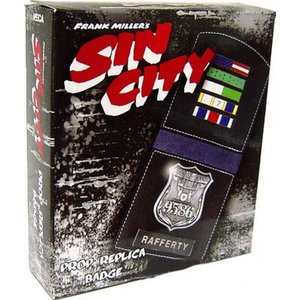 シン シティ Sin City グッズ Rafferty's Badge Prop Replica|fermart-hobby