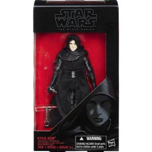 カイロ レン Kylo Ren ハズブロ Hasbro Toys フィギュア おもちゃ Star Wars The Force Awakens Black Series Unmasked Action Figure|fermart-hobby