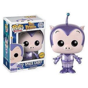 ダック ドジャース Duck Dodgers フィギュア POP! Animation Space Cadet Vinyl Figure #142 [Metallic, Chase Version]|fermart-hobby