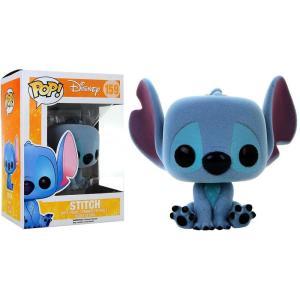 リロ アンド スティッチ Stitch ファンコ Funko フィギュア おもちゃ Lilo & POP! Disney Exclusive Vinyl Figure #159 [Flocked, Sitting] fermart-hobby