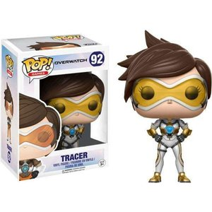 オーバーウォッチ Overwatch ファンコ Funko フィギュア おもちゃ POP! Video Games Tracer Exclusive Vinyl Figure #92|fermart-hobby