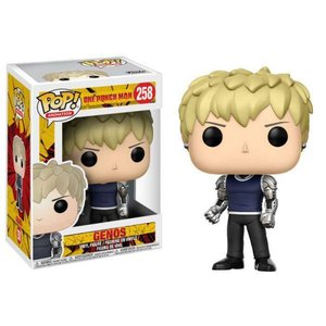 ワンパンマン One Punch Man フィギュア POP! Animation Genos Vinyl Figure #258|fermart-hobby