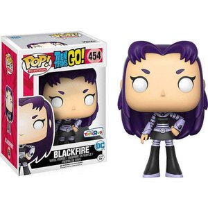 ティーン タイタンズGO! Teen Titans Go! フィギュア POP! TV Blackfire Exclusive Vinyl Figure #454|fermart-hobby