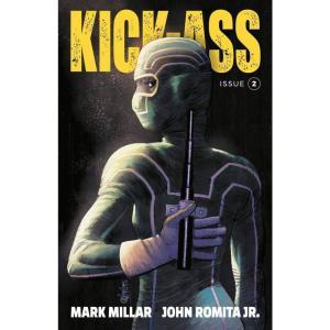 キック アス Kick-Ass イメージコミックス Image Comics おもちゃ #2 Comic Book [Cover A Romita Jr]|fermart-hobby