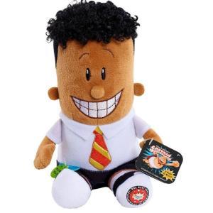 スーパーヒーロー パンツマン Captain Underpants ジャストプレイ Just Play ぬいぐるみ おもちゃ George Talking Plush|fermart-hobby