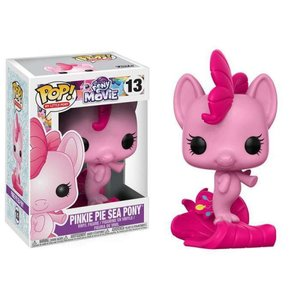 マイリトルポニー My Little Pony フィギュア ビニールフィギュア The Movie POP! Pinkie Pie Sea Pony Vinyl figure|fermart-hobby