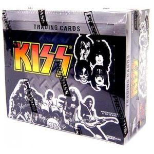 キッス KISS トレーディングカード Ikons Trading Card Box|fermart-hobby