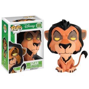 ライオン キング The Lion King ファンコ Funko フィギュア おもちゃ POP! Disney Scar Vinyl Figure #89|fermart-hobby