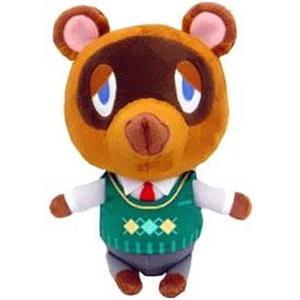 どうぶつの森 Animal Crossing ぬいぐるみ・人形 Tom Nook 7-Inch Plush fermart-hobby