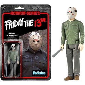 13日の金曜日 Friday the 13th ファンコ Funko フィギュア おもちゃ ReAction Jason Voorhees Action Figure|fermart-hobby