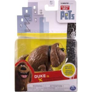 ザ シークレット ライフ オブ ペッツ The Secret Life of Pets スピンマスター Spin Master フィギュア おもちゃ Poseable Pet Figures Duke Action Figure|fermart-hobby