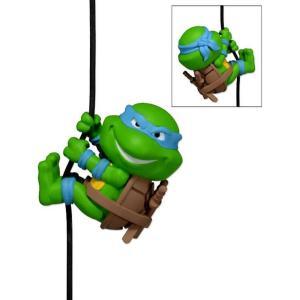 ミュータント タートルズ Teenage Mutant Ninja Turtles ネカ NECA フィギュア おもちゃ Scalers Leonardo Mini Figure|fermart-hobby