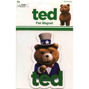 テッド Ted コモンウェルストイズ Commonwealth Toys おもちゃ Movie Uncle Sam Magnet|fermart-hobby