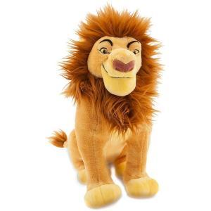 ライオン キング The Lion King ぬいぐるみ・人形 Mufasa Exclusive 14-Inch Medium Plush|fermart-hobby