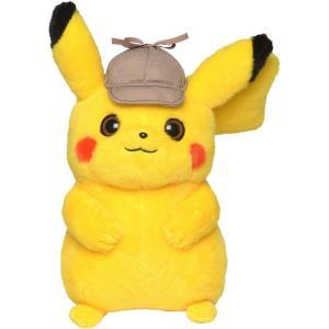 ポケットモンスター Pokemon ぬいぐるみ・人形 Detective Pikachu 8-Inch Plush|fermart-hobby