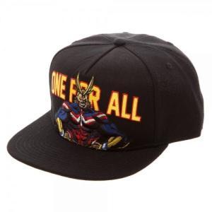 バイオワールド Bioworld ユニセックス キャップ 帽子 My Hero Academia One for All Snapback Cap|fermart-hobby