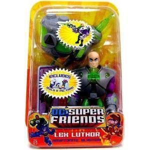スーパーマン Superman フィギュア DC Super Friends Lex Luthor Action Figure|fermart-hobby