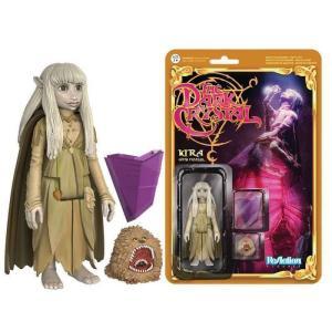 ダーククリスタル The Dark Crystal フィギュア ReAction Kira & Fizzgig Action Figure|fermart-hobby