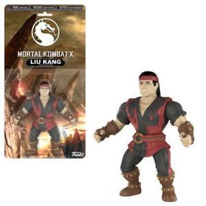 モータルコンバット Mortal Kombat ファンコ Funko フィギュア おもちゃ X Liu Kang Action Figure fermart-hobby