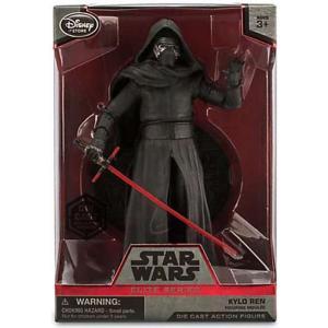 カイロ レン Kylo Ren ディズニー Disney フィギュア おもちゃ Star Wars The Force Awakens Elite Exclusive 7.5-Inch Diecast Figure [Mask ON]|fermart-hobby