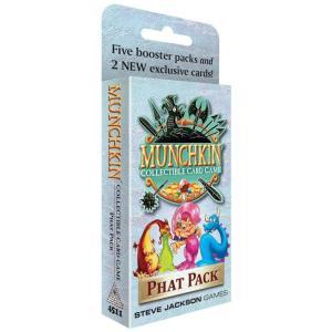 マンチキン Munchkin トレーディングカード Phat Pack|fermart-hobby
