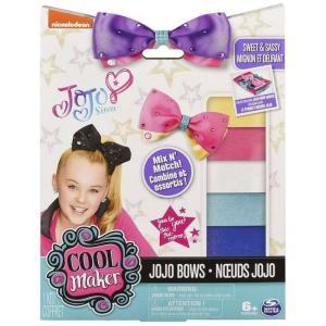 ジョジョ シワ JoJo Siwa スピンマスター Spin Master おもちゃ Nickelodeon Cool Maker JoJo Bows Refill Pack [Sweet & Sassy] fermart-hobby