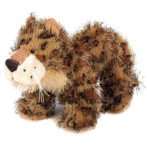 ウェブキンズ Webkinz ガンツ Ganz ぬいぐるみ おもちゃ Lil' Kinz Leopard Plush fermart-hobby
