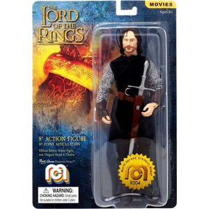 ロード オブ ザ リング The Lord of the Rings フィギュア Aragorn Action Figure fermart-hobby