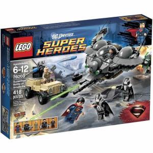 スーパーマン Superman レゴ LEGO おもちゃ DC Universe Super Heroes : Battle of Smallville Set #76003|fermart-hobby